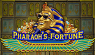 Игровой автомат Pharaoh's Fortune в казино Вулкан