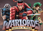 Warlords – Crystals Of Power в клубе Вулкан